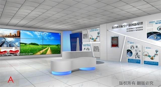 展厅模型展示设计