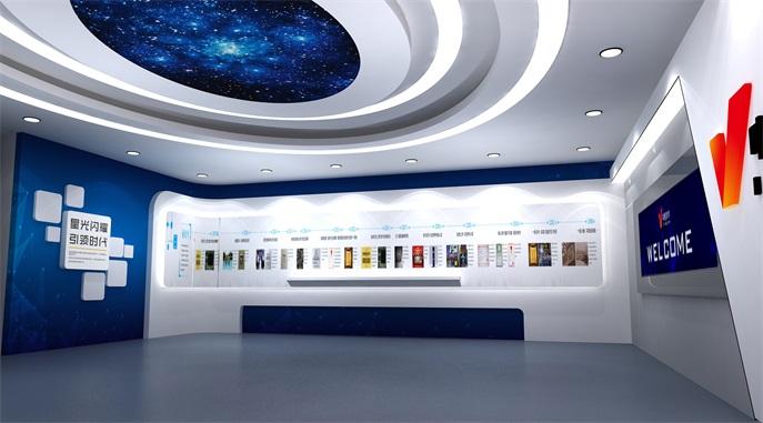 展厅序厅设计