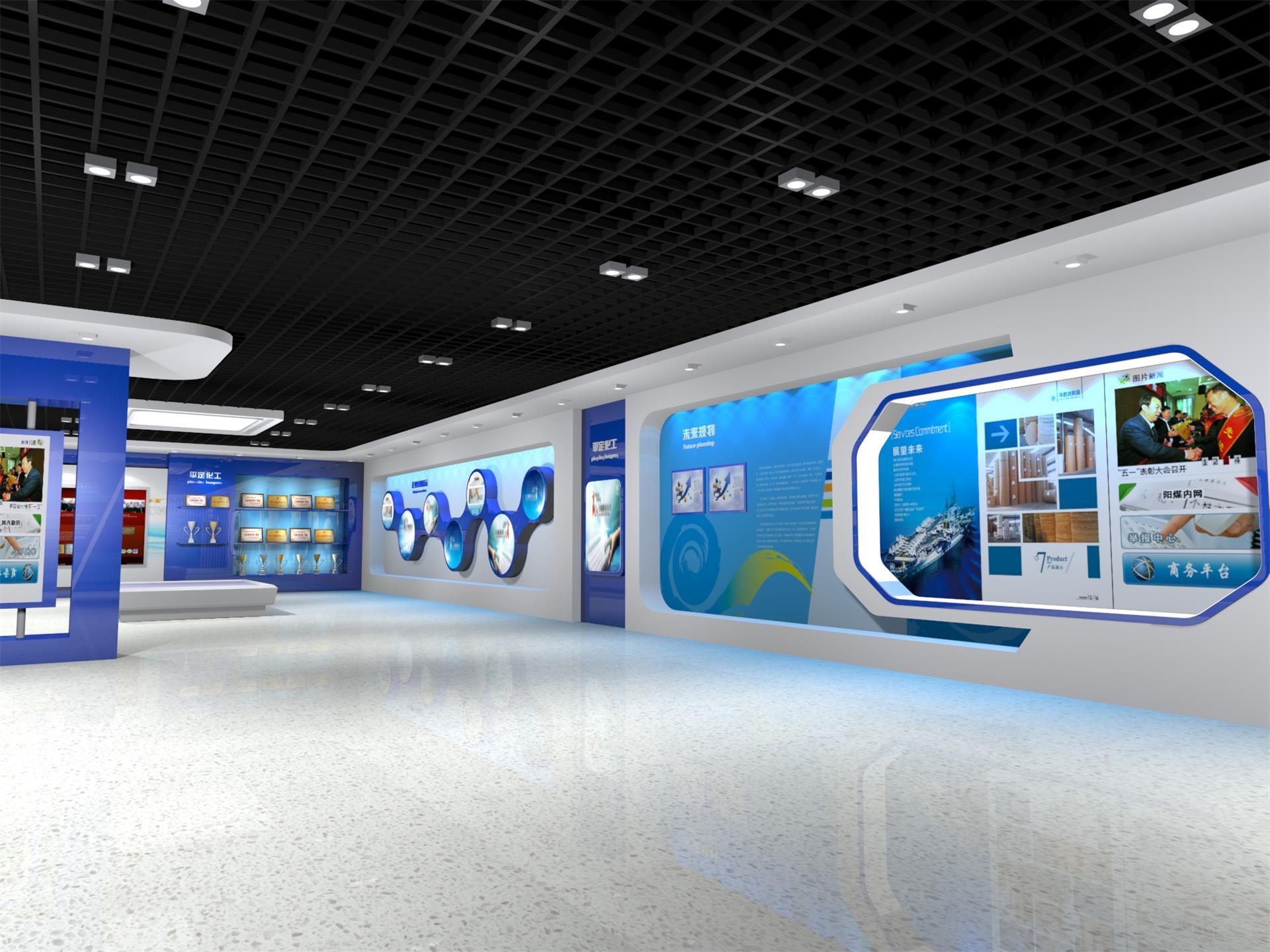 展厅多媒体设计